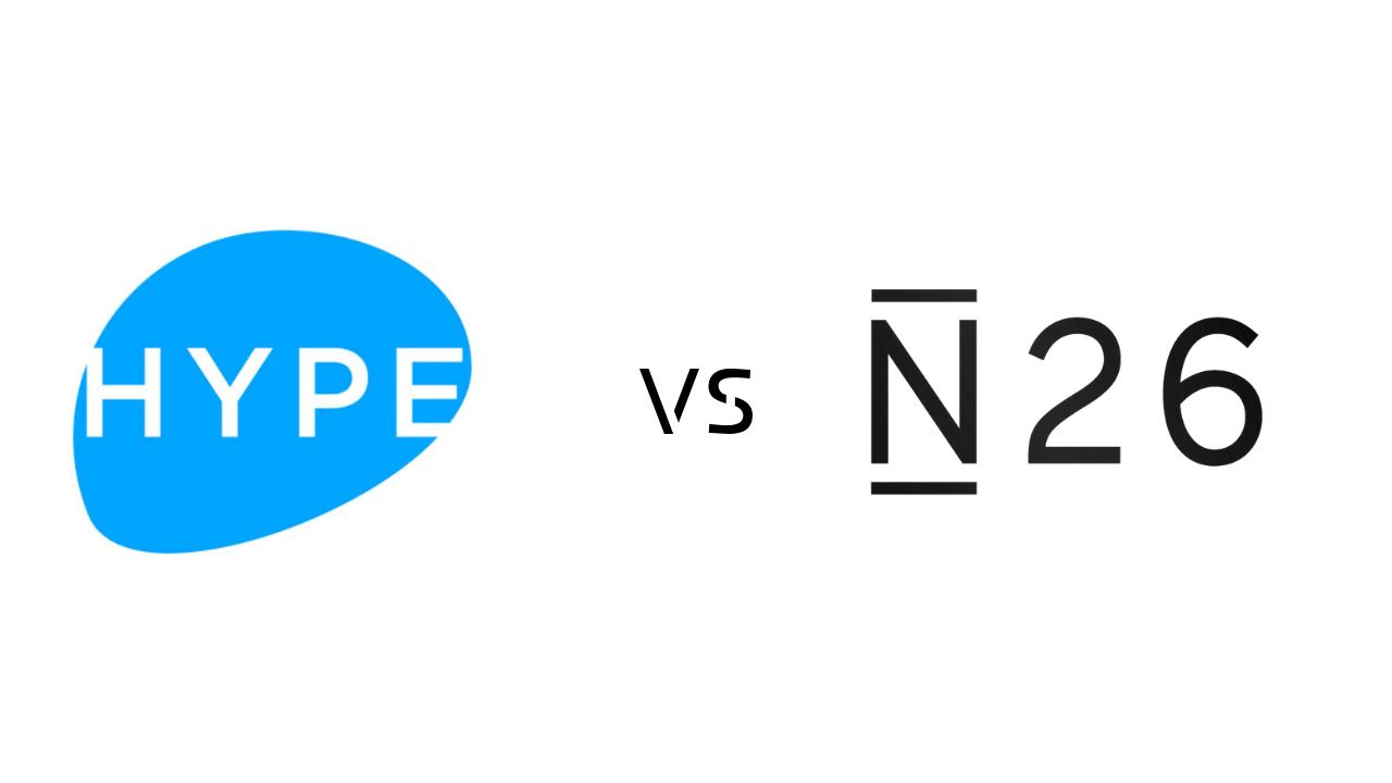 Hype vs N26: prepagate a confronto