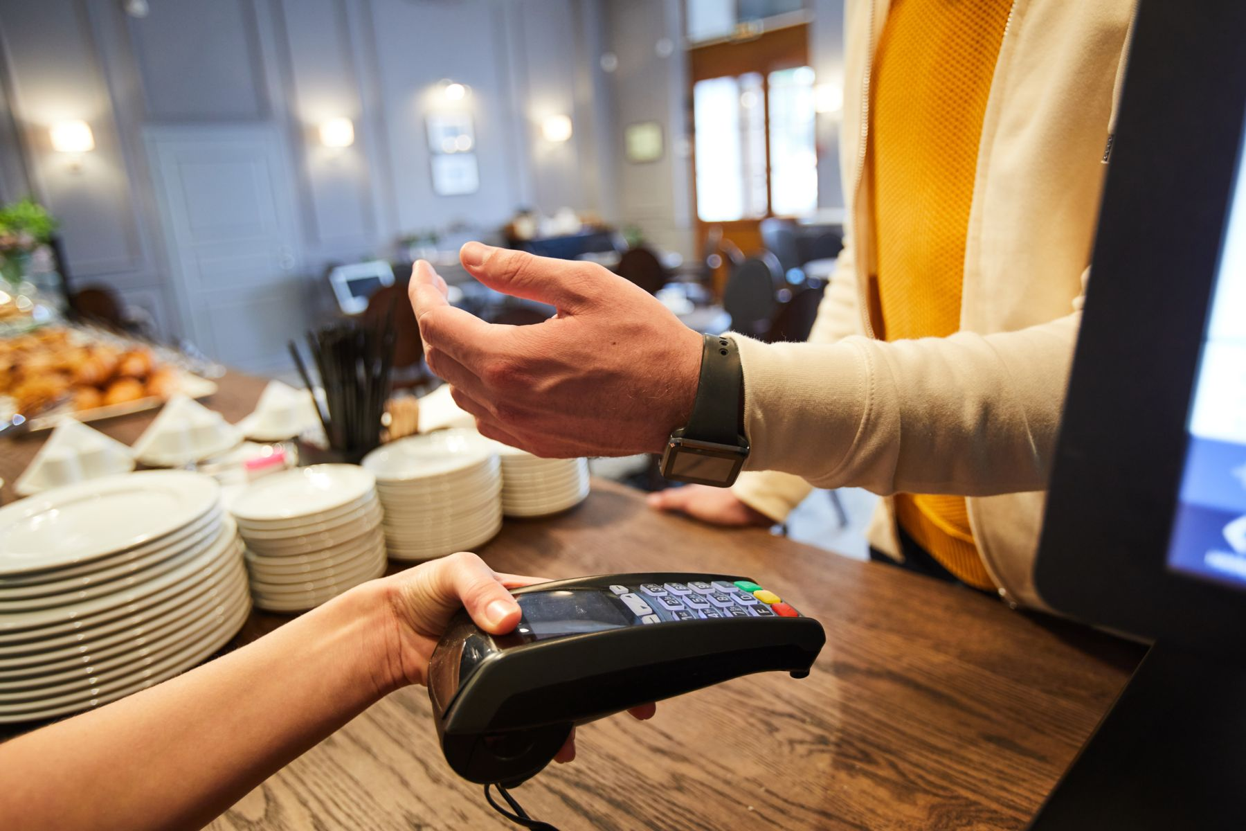 Fitbit Pay: cos'è e come funziona
